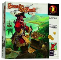 SWORD & SKULL GAME BOARD GAME
