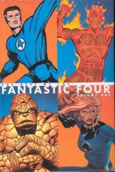 BEST OF THE FANTASTIC FOUR VOLL 1 HC