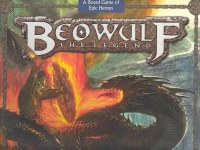 BEOWULF THE LEGEND BOARD GAME