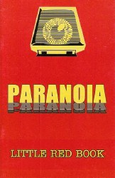 PARANOIA RPG LITTLE RED BOOK
