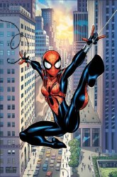 AMAZING SPIDER-GIRL #1 POSTER
