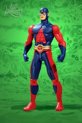 FIRST APPEARANCE THE ATOM ACTION FIGURE