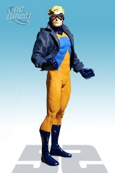 52 ANIMAL MAN ACTION FIGURE
