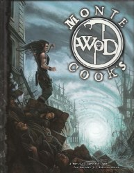 MONTE COOKS WORLD OF DARKNESS HC