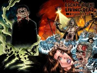 ESCAPE O/T LIVING DEAD RESURRECTED TP (MR)