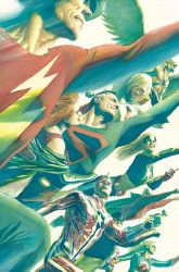 JUSTICE SOCIETY OF AMERRICA POSTER #11