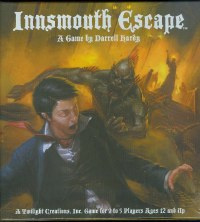 INNSMOUTH ESCAPE BOARD GAME