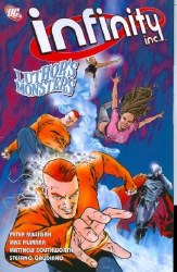 INFINITY INC VOL 1 LUTHORS MONNSTERS TP