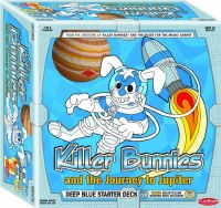 KILLER BUNNIES AND THE JOURNEYTO JUPITER BOARD GAME