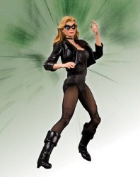 BLACK CANARY 1/6 SCALE DELLUXE COLLECTOR FIGURE