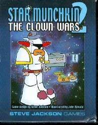 STAR MUNCHKIN 2 THE CLOWN WARS