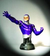 MACHINE MAN MINI-BUST