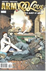 ARMY AT LOVE THE ART OF WAR #3
