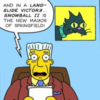 SIMPSONS COMICS TREASURE TROVE#2