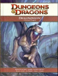 D&D 4TH ED DRACONOMICON: CHROMATIC DRAGONS