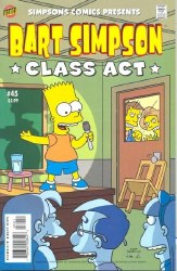 BART SIMPSON COMICS #45