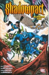 SHADOWPACT THE BURNING AGE TP