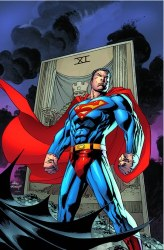 SUPERMAN TRINITY POSTER
