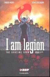 I Am Legion #1 (Of 6) Cassaday Martin Cvr A