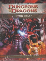 D&D 4TH ED E1 DEATH'S REACH