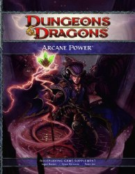 D&D 4TH ED ARCANE POWER