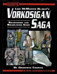 GURPS 4TH VORKOSIGAN SAGA EDRPG SOURCEBOOK HC