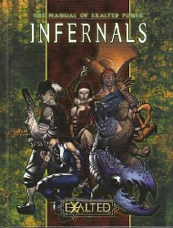 EXALTED 2ND ED MANUAL EXALTEDPOWER INFERNALS
