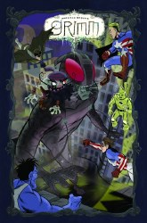 AMERICAN MCGEES GRIMM #1