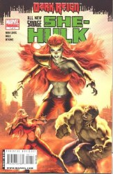 ALL NEW SAVAGE SHE-HULK -SET- (#1 TO #4)