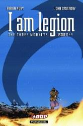 I AM LEGION #6 (OF 6) (MR)