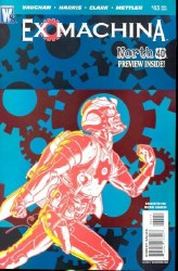 EX MACHINA #43 (MR)