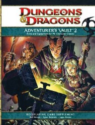 D&D 4TH ED ADVENTURERS VAULT 2