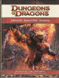 D&D 4TH ED DRAGON MAGAZINE ANNUAL