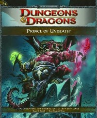 D&D 4TH ED E3 PRINCE OF UNDEATH
