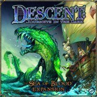 DESCENT JOURNEYS IN THE DARK SEA OF BLOOD EXPANSION SET