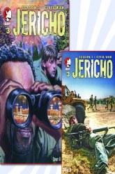 JERICHO SEASON 3 #3 (OF 6) B CVR PHOTO