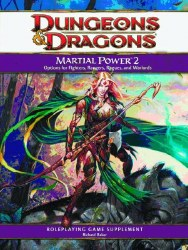 D&D 4TH ED MARTIAL POWER #2