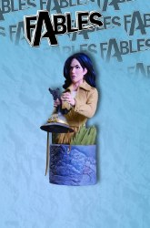 FABLES SNOW WHITE BUST