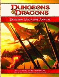 D&D 4TH ED DUNGEON MAGAZINE ANNUAL