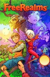 FREE REALMS TP BOOK 01