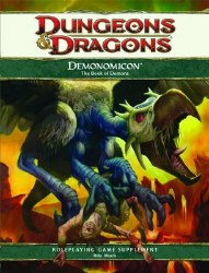 D&D 4TH ED DEMONOMICON