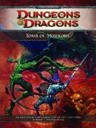 D&D 4TH ED TOMB OF HORRORS