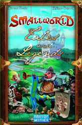 SMALL WORLD TALES & LEGENDS EXPANSION