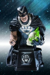 HEROES OF THE DC UNIVERSE BLACK HAND BUST