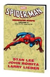 SPIDER-MAN NEWSPAPER STRIPS HC VOL 02
