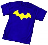BATGIRL SYMBOL T/S -MEDIUM-