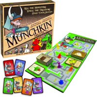 MUNCHKIN DELUXE EDITION