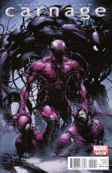 CARNAGE (2010) #5 (OF 5)