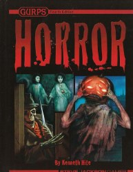GURPS 4TH ED HORROR