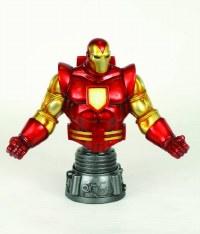 IRON MAN SPACE ARMOR MINI-BUST